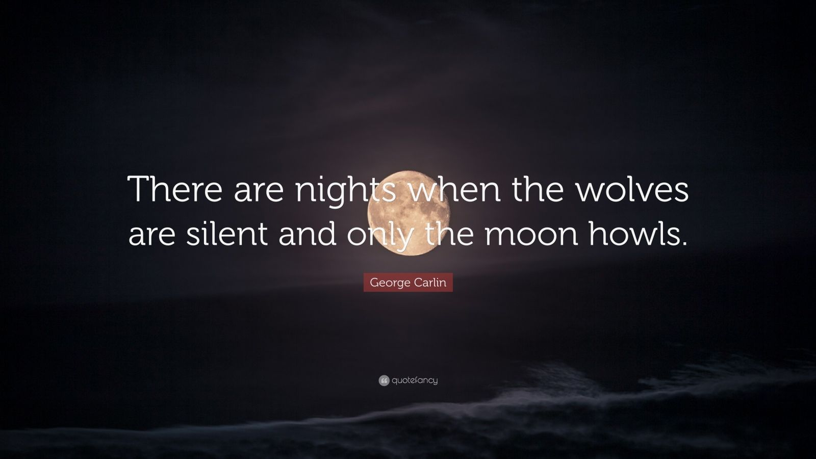 Lone Wolf Wallpaper Quote Moon Quotes 7 Wallpapers Quotefancy