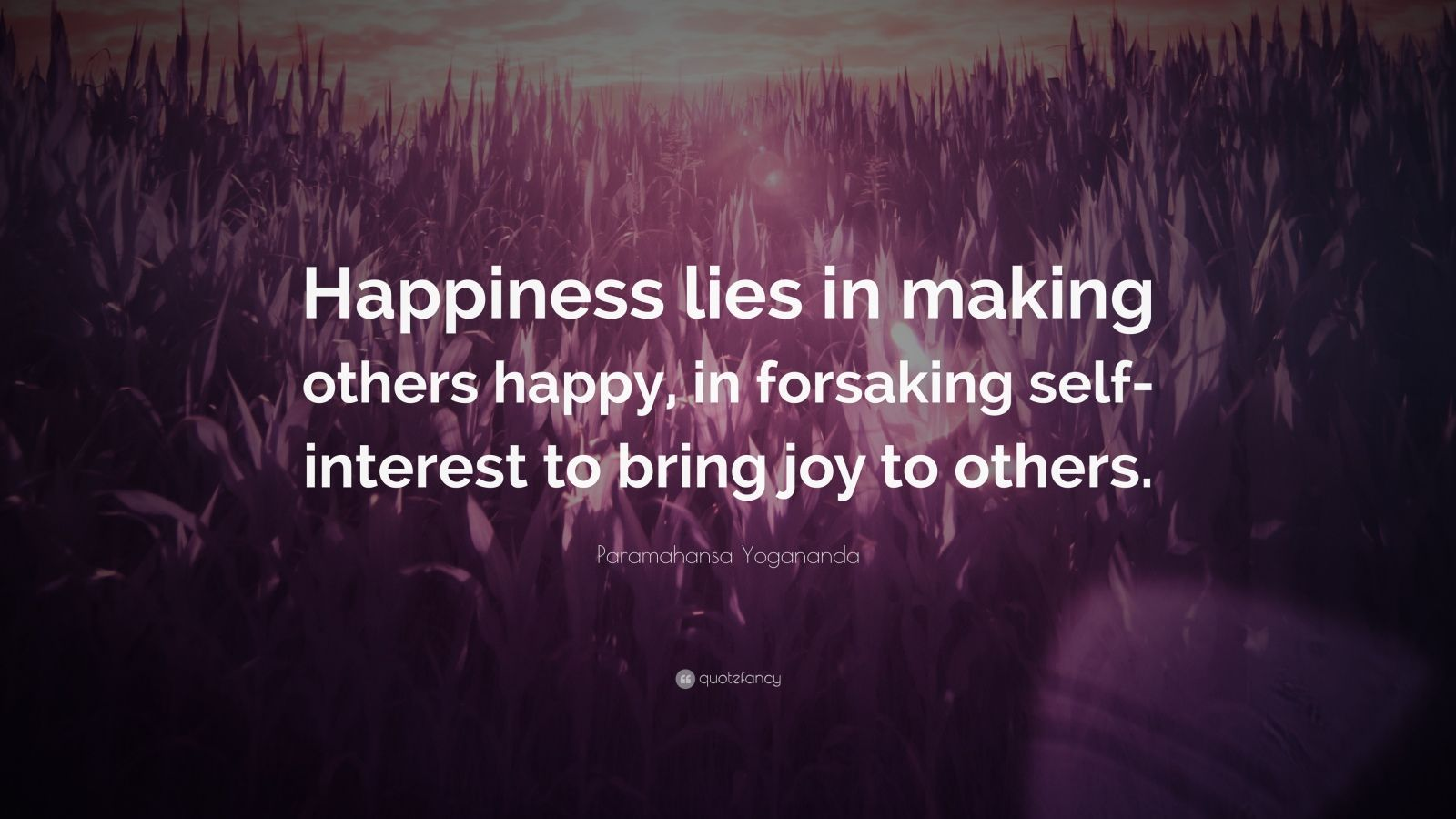 Zen Quote Wallpaper Paramahansa Yogananda Quote Happiness Lies In Making