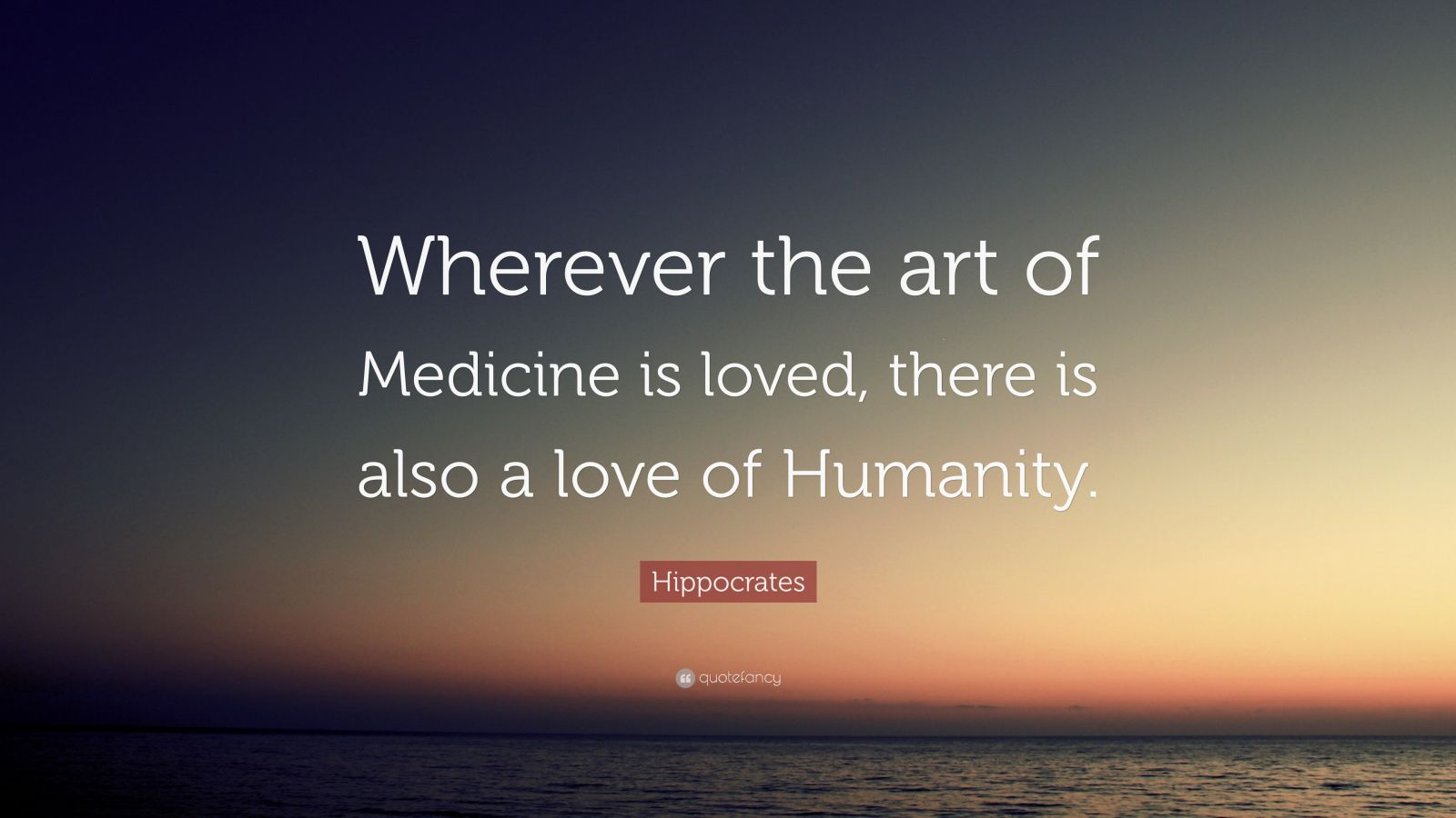 Vincent Van Gogh Quotes Wallpaper Hippocrates Quote Wherever The Art Of Medicine Is Loved