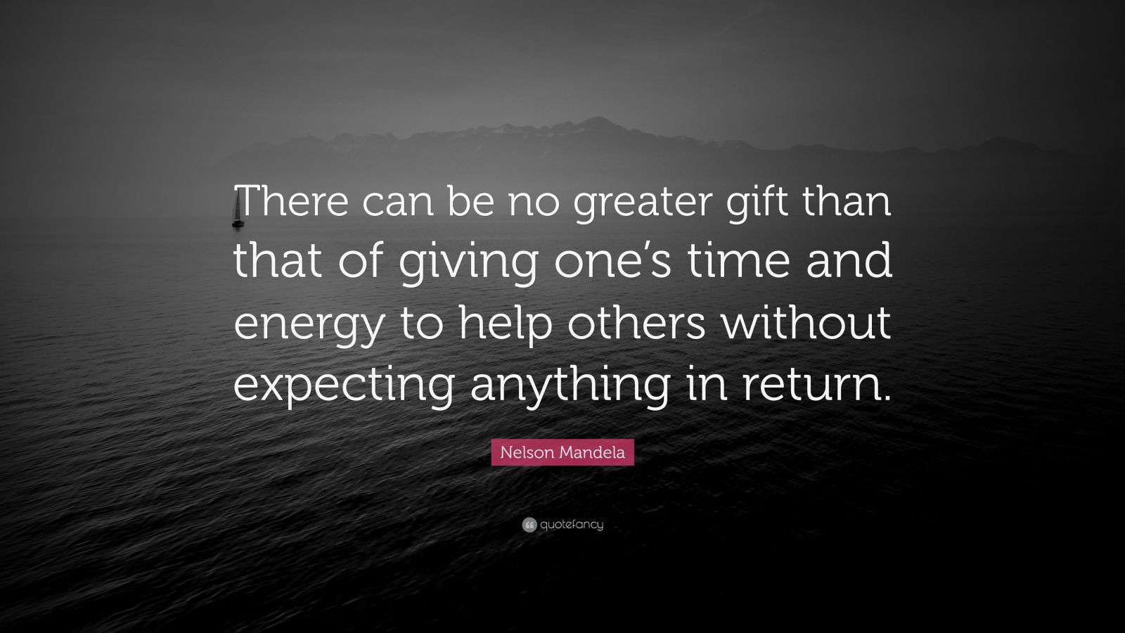 Life Is A Gift Quotes Wallpaper Nelson Mandela Quote There Can Be No Greater Gift Than