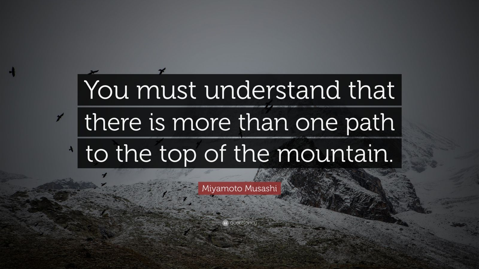 Zen Quote Wallpaper Miyamoto Musashi Quote You Must Understand That There Is