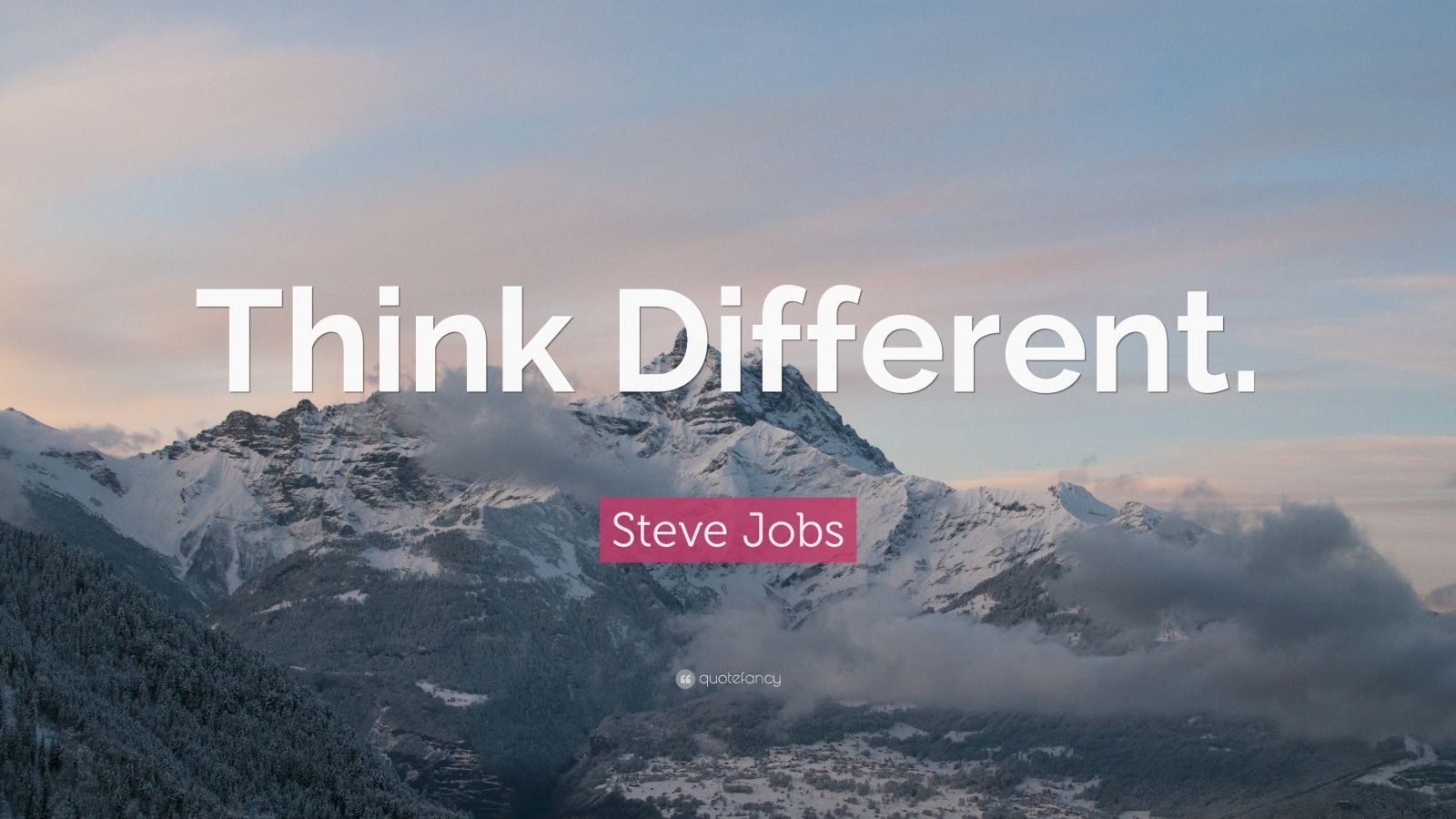 Beautiful Life Wallpapers With Quotes Steve Jobs Quote Think Different 21 Wallpapers