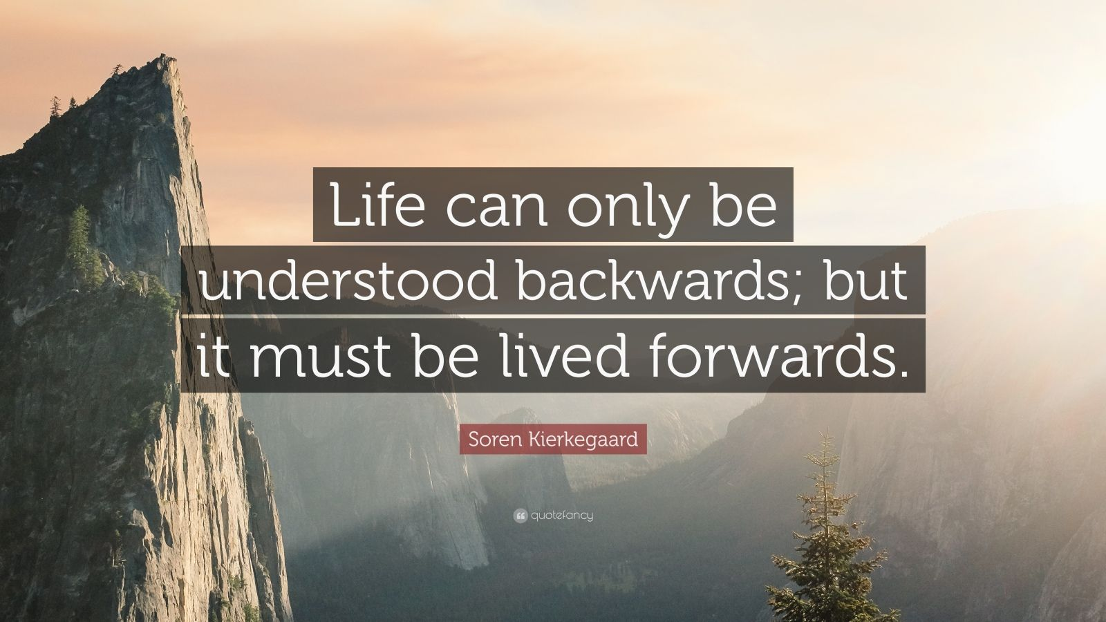 Hd Wallpapers Motivational Quotes Soren Kierkegaard Quote Life Can Only Be Understood