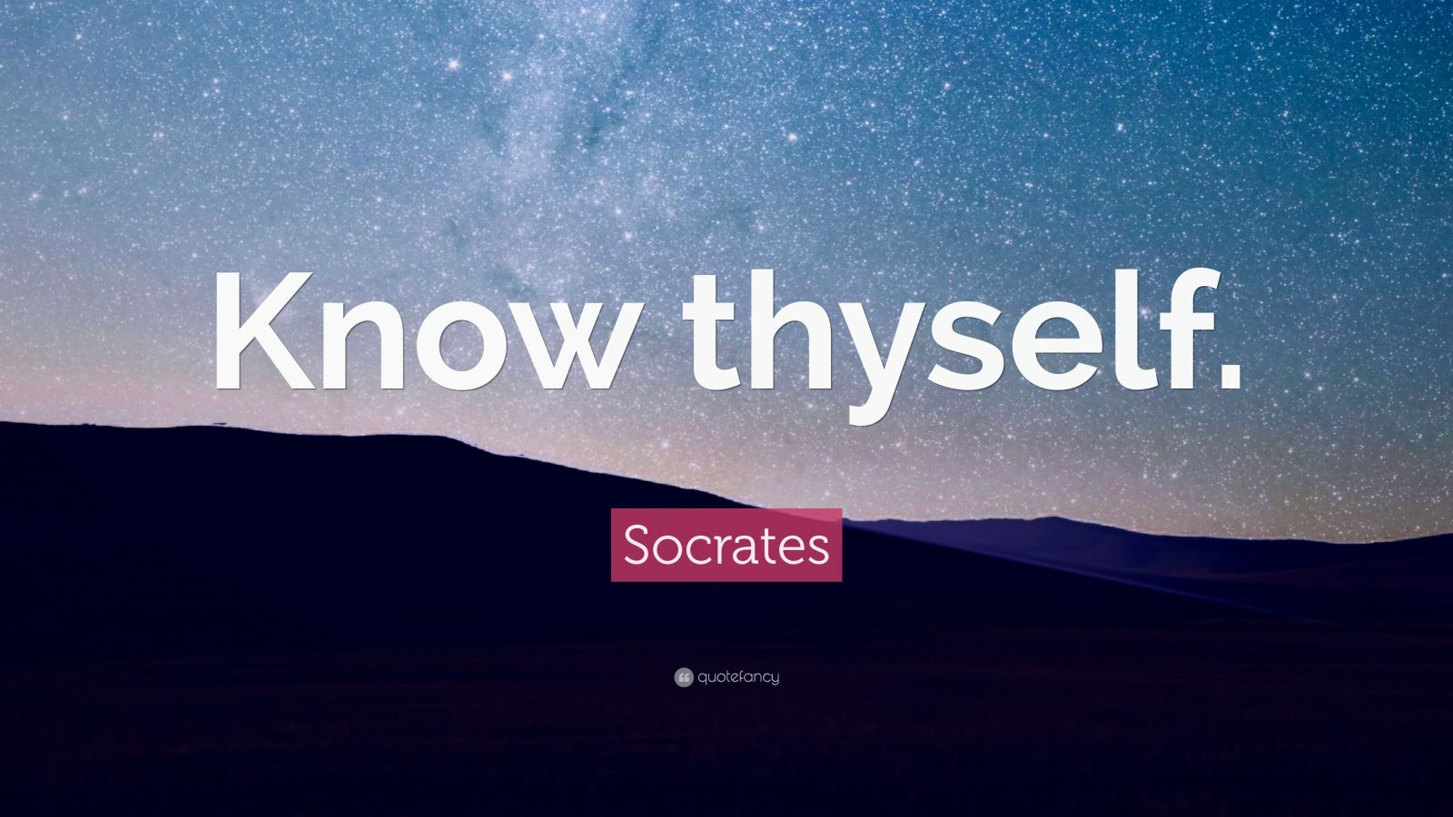 Beautiful Wallpaper Of Love With Quotes Socrates Quote Know Thyself 32 Wallpapers Quotefancy