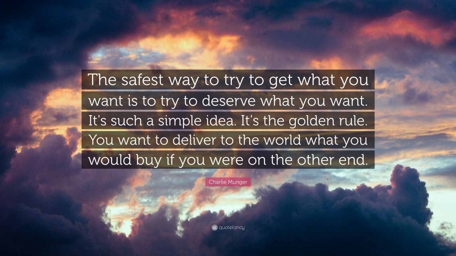 Elon Musk Quotes Wallpaper Charlie Munger Quote The Safest Way To Try To Get What
