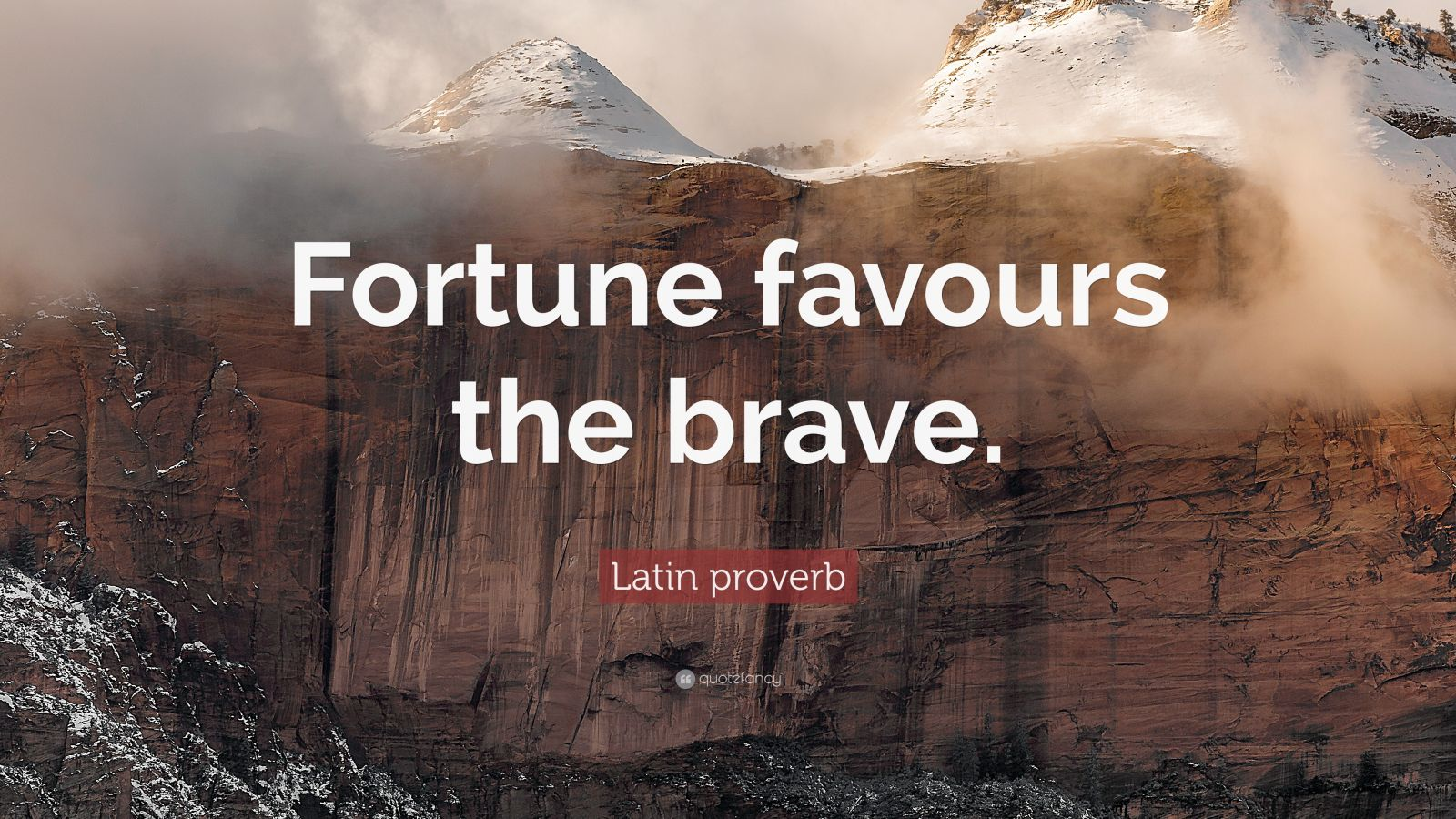 Casey Neistat Quotes Wallpaper Latin Proverb Quote Fortune Favours The Brave 10