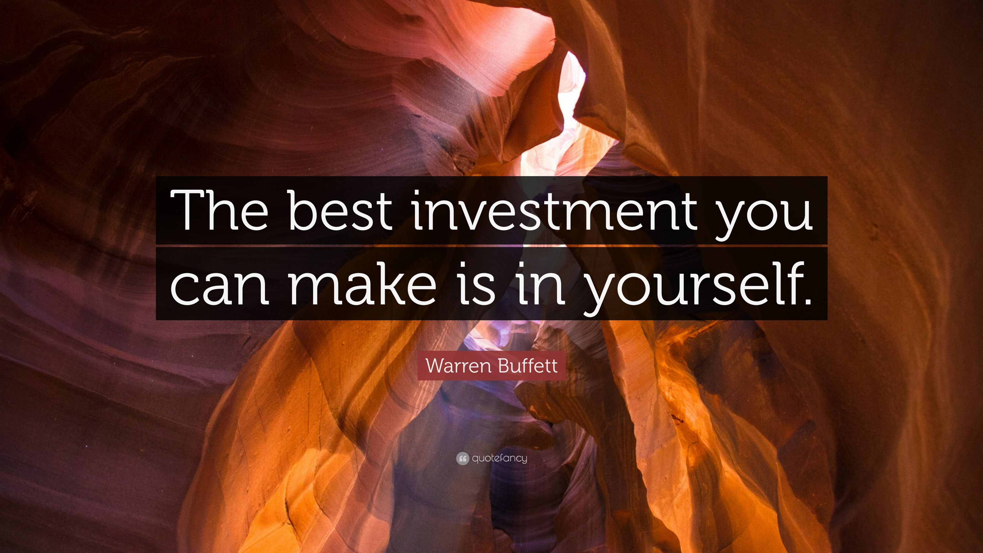 Wallpapers Of Jesus Christ With Quotes Warren Buffett Quote The Best Investment You Can Make Is