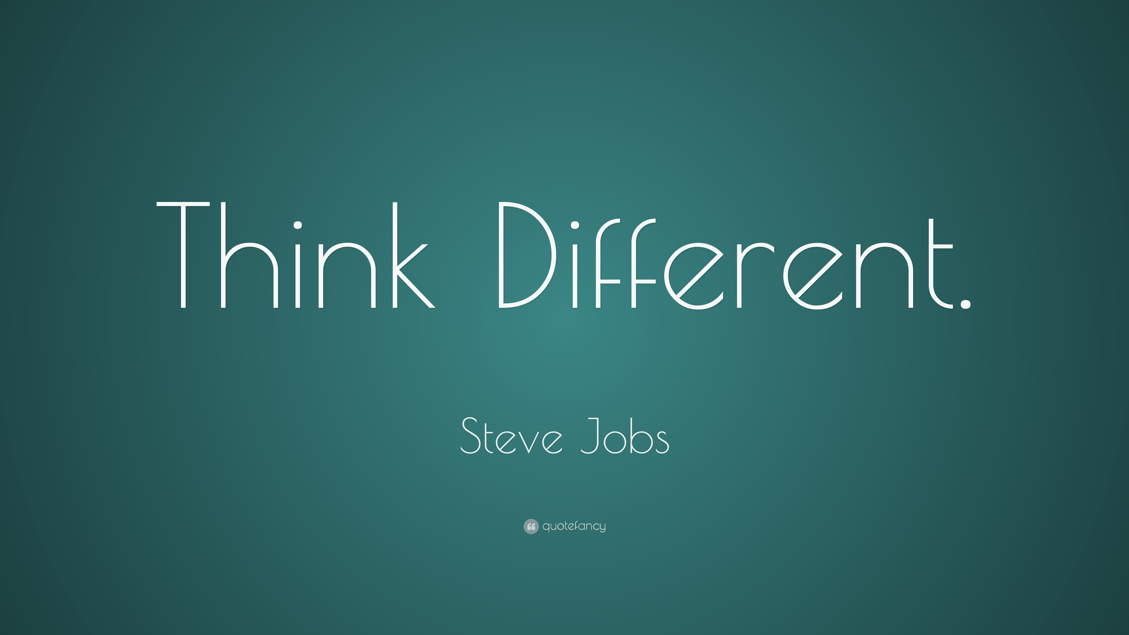 Steve Jobs Quote Think Different 21 Wallpapers