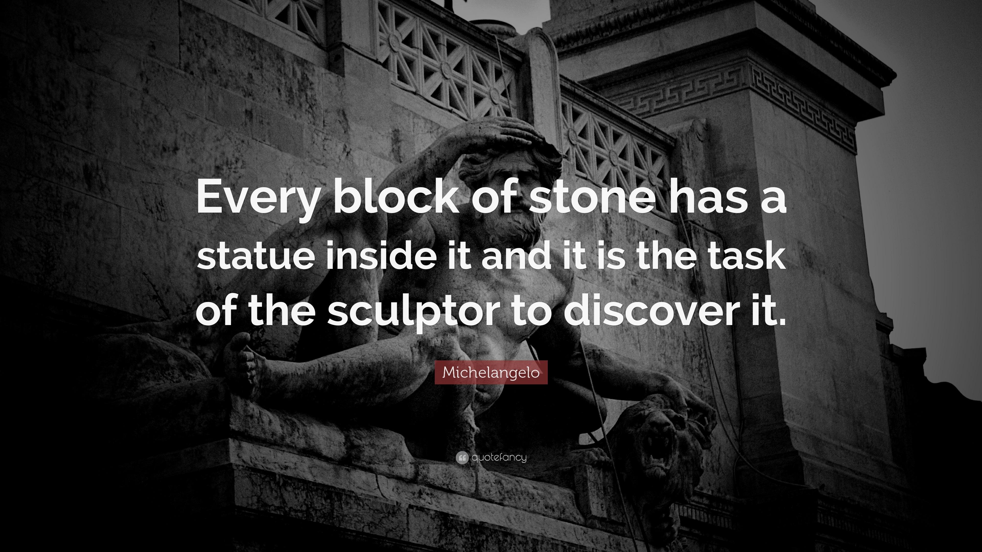 Michelangelo Quotes 100 Wallpapers Quotefancy
