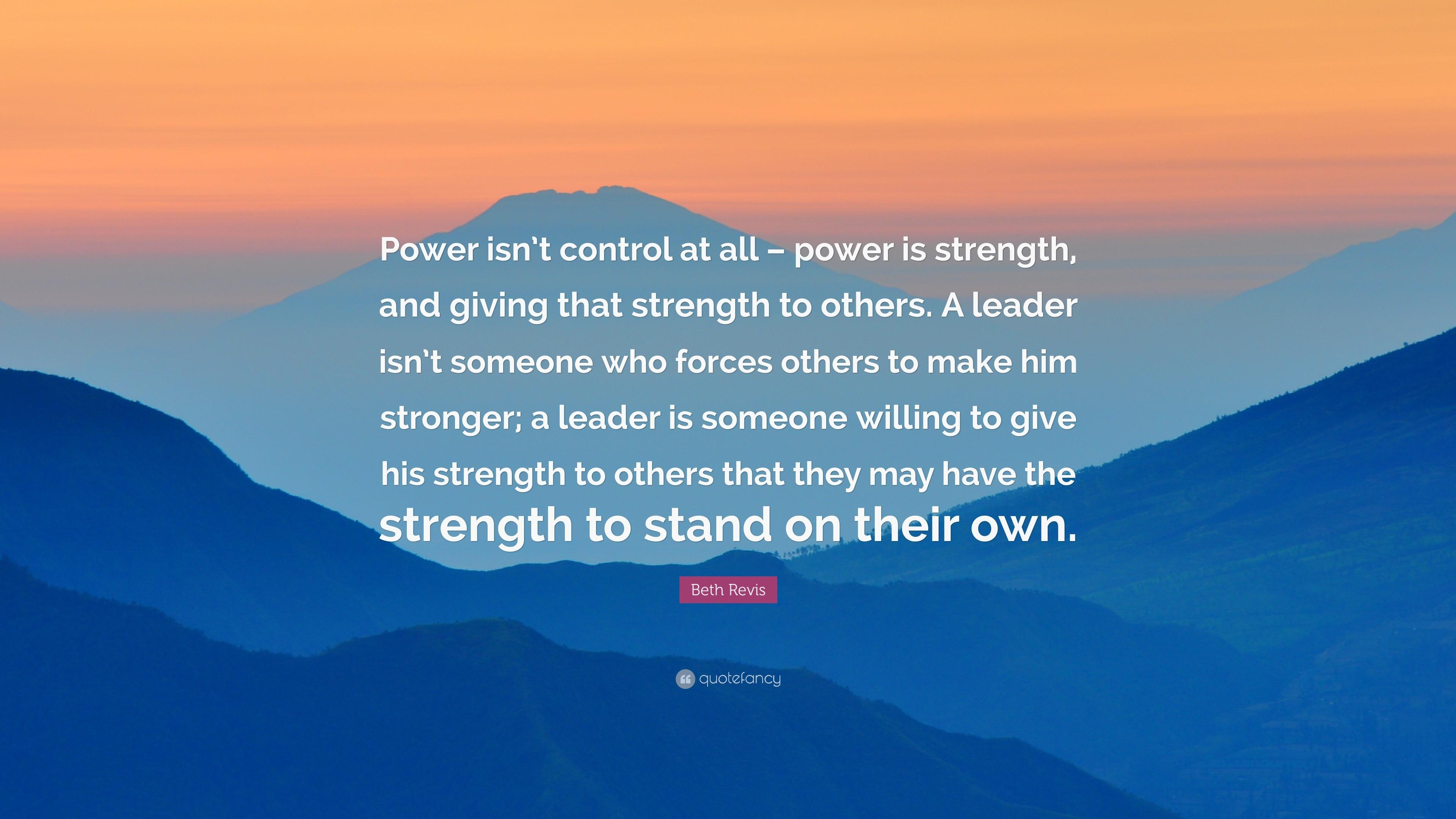 motivational leader