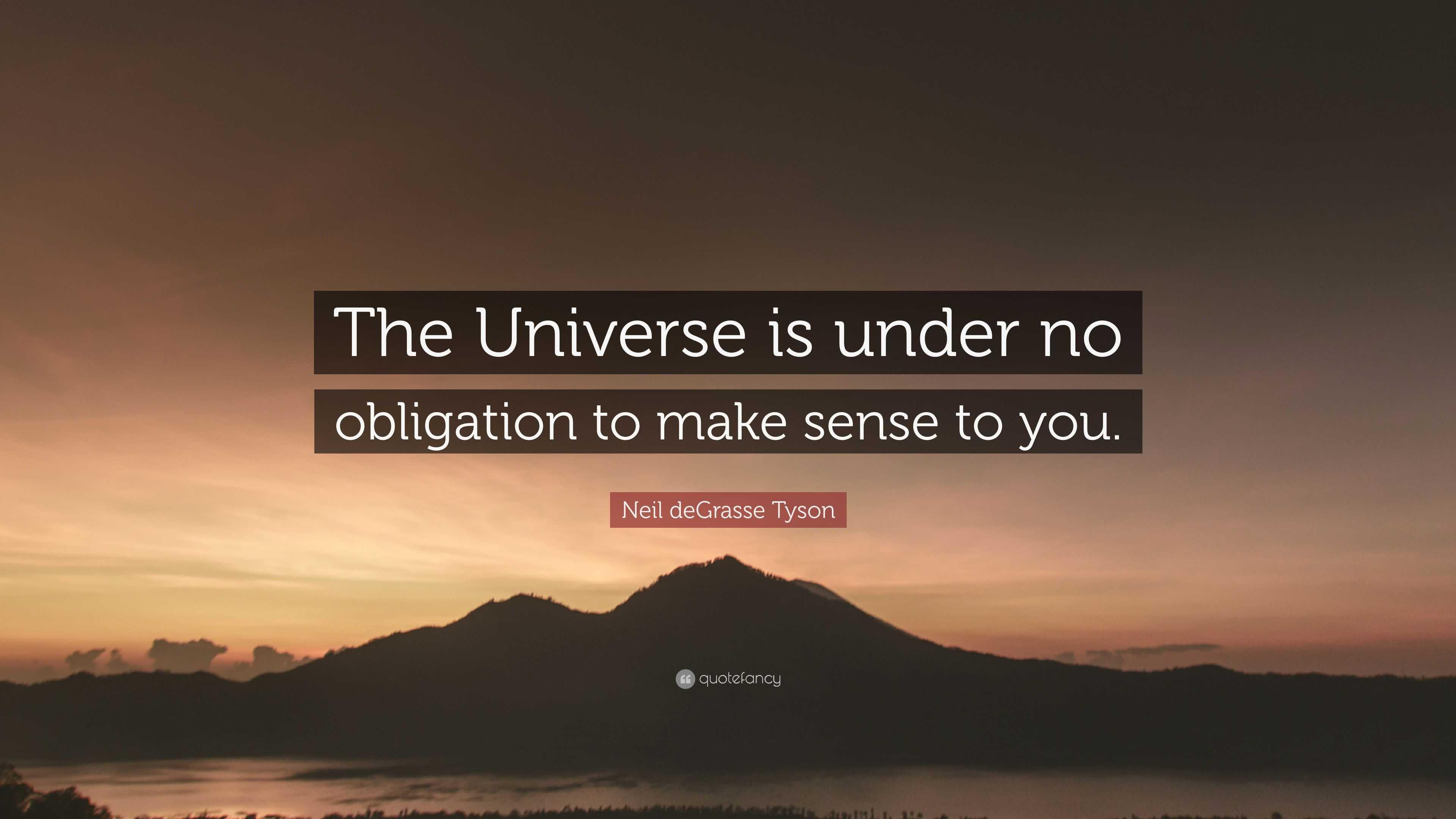 Nikola Tesla Wallpaper Quote Neil Degrasse Tyson Quote The Universe Is Under No