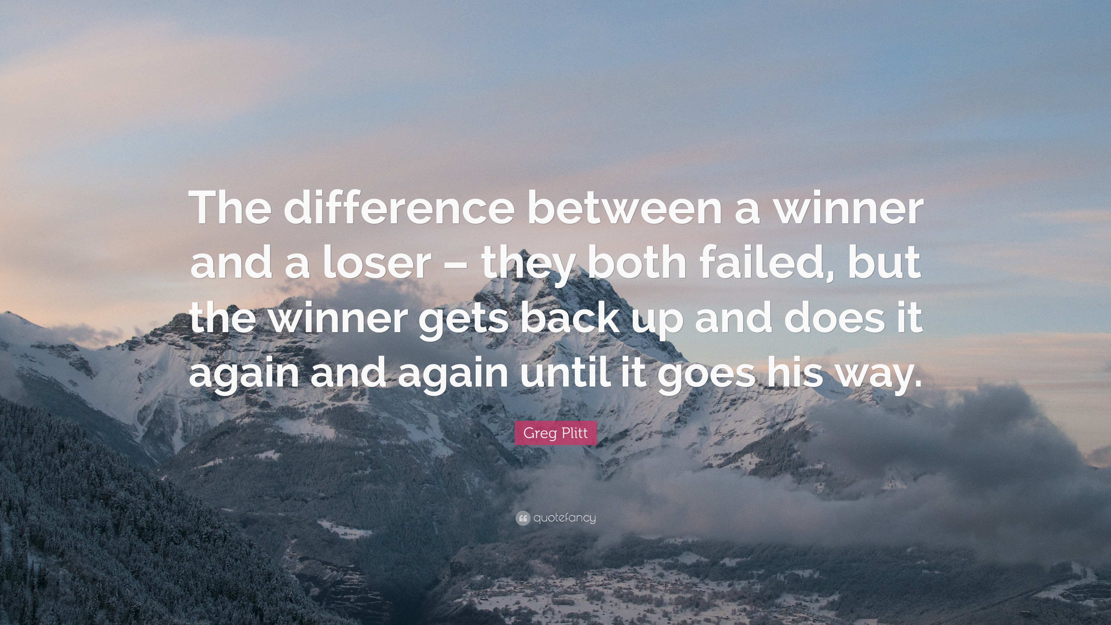 Greg Plitt Quotes Wallpaper Greg Plitt Quote The Difference Between A Winner And A