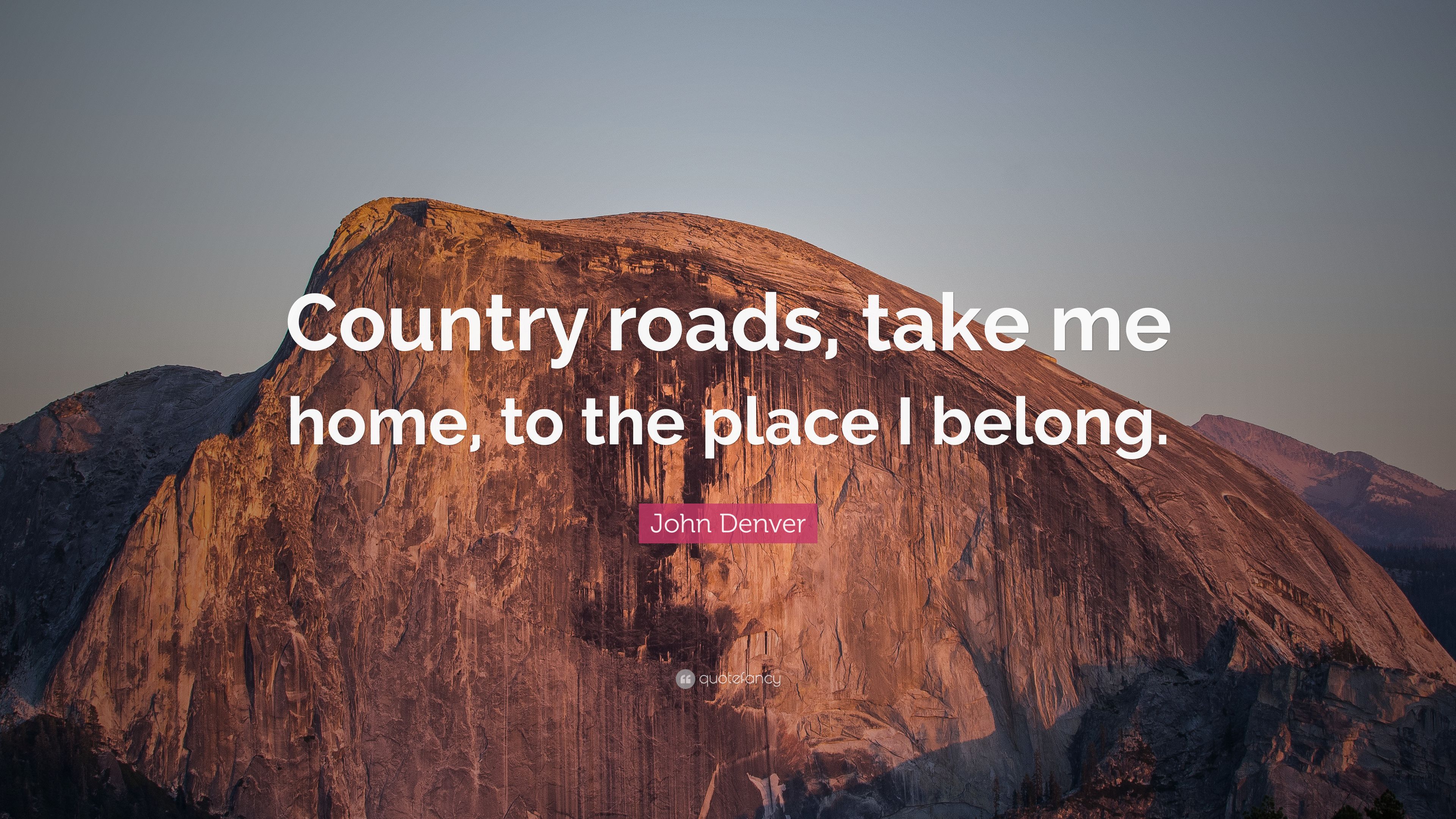 Steve Jobs Motivational Quotes Wallpaper John Denver Quote Country Roads Take Me Home To The