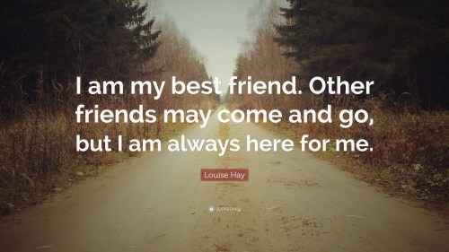 Medium Of Best Friend Quote