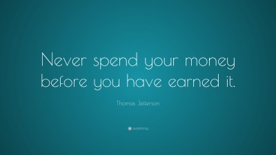 Quotes About Money (42 wallpapers) - Quotefancy
