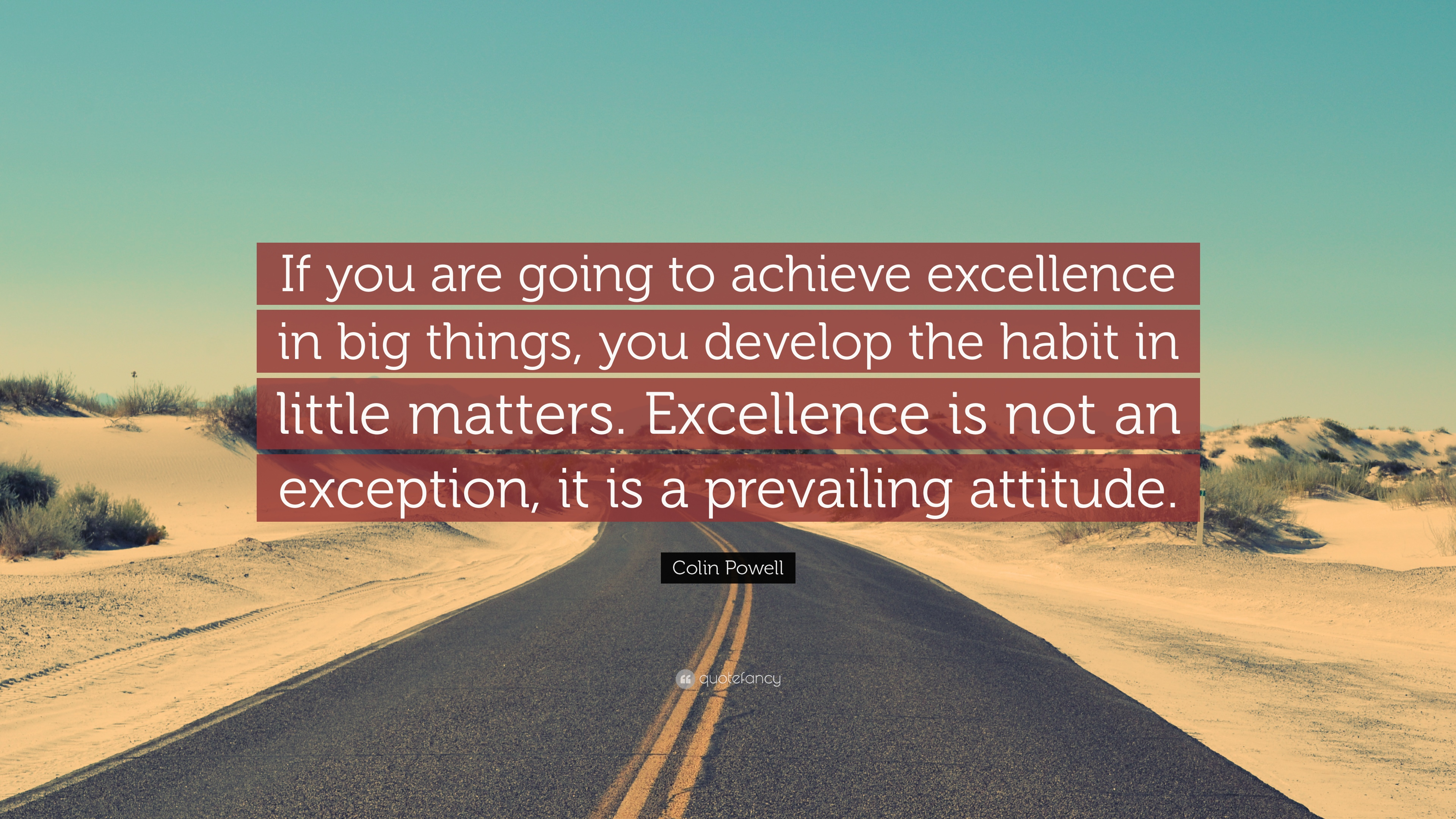 Achieve Quotes Wallpaper Colin Powell Quote If You Are Going To Achieve