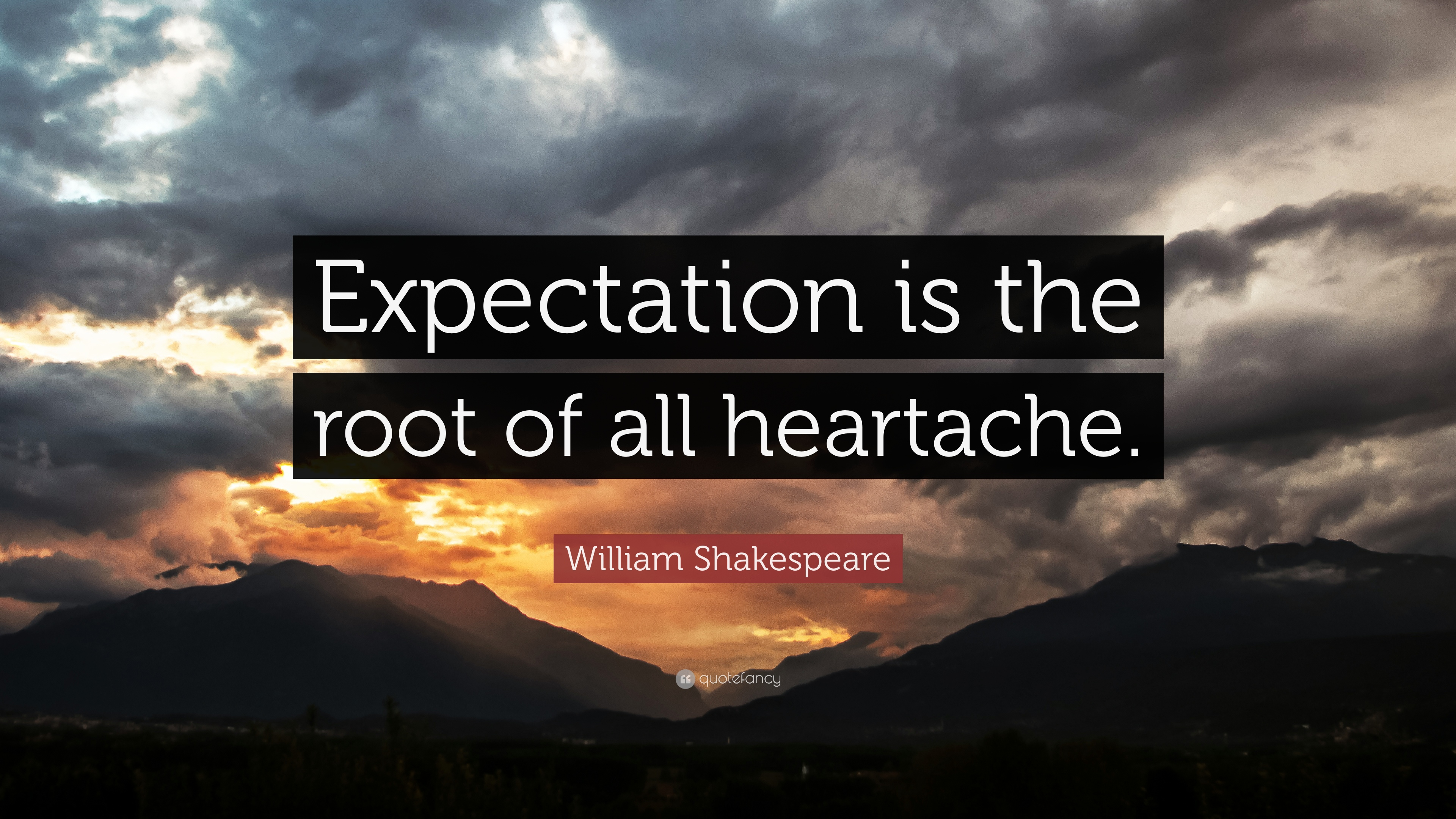 Expectations Quote Wallpapers William Shakespeare Quotes 13 Wallpapers Quotefancy