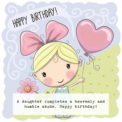 10 Heartfelt Birthday Wishes For A Daughter QuoteReel