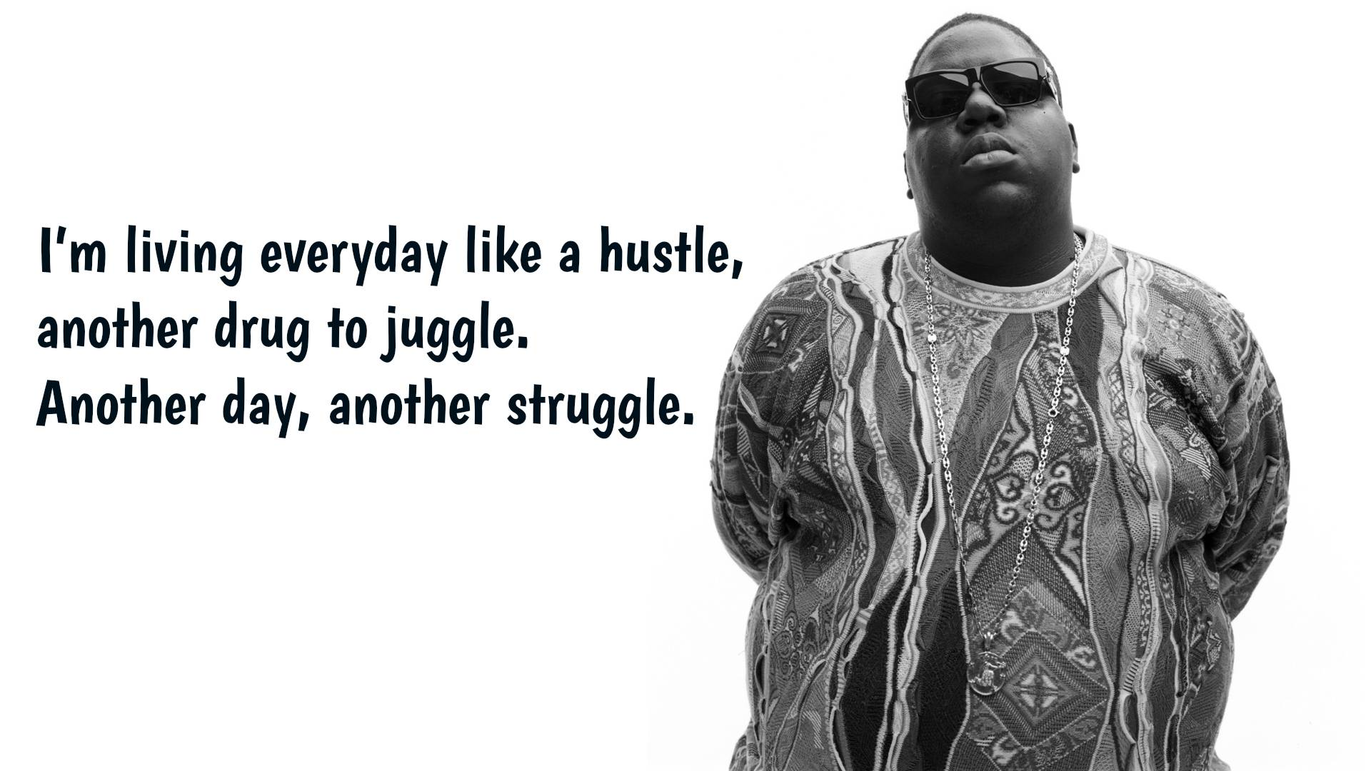 Consistency Quotes Wallpaper Biggie Smalls Quotes Text Amp Image Quotes Quotereel