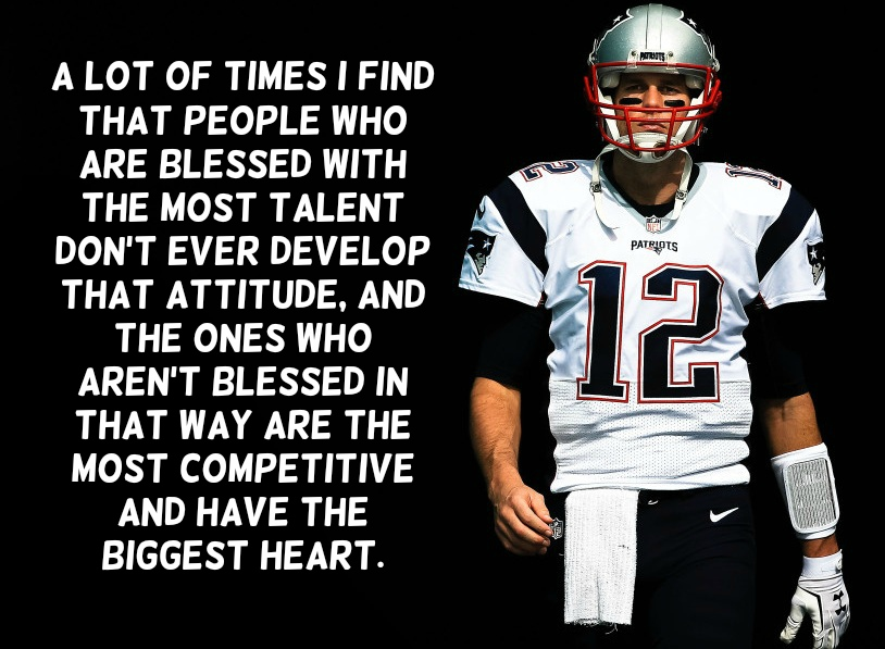 Motivational Football Quotes Wallpaper Tom Brady Quotes Hand Picked Text Amp Image Quotes Quotereel
