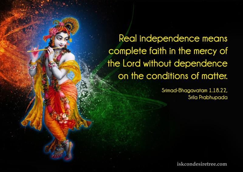 Love Understanding Quotes Wallpaper Faith Spiritual Quotes By Iskcon Desire Tree