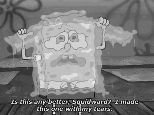 Cute Spongebob Squarepants Wallpaper Is This Any Better Squidward Quote Picture