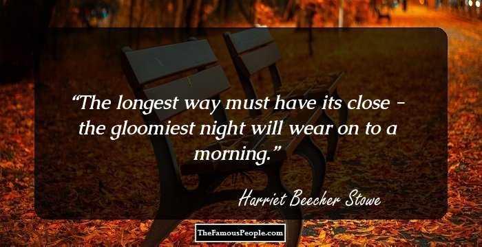 Career Quotes Wallpapers Harriet Beecher Stowe Biography Childhood Life