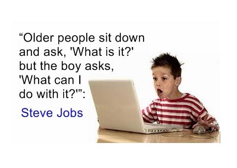 Quote of Steve Jobs QuoteSaga