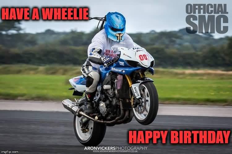 Biker Wallpaper Quotes 15 Top Happy Birthday Motorcycle Meme Jokes Quotesbae
