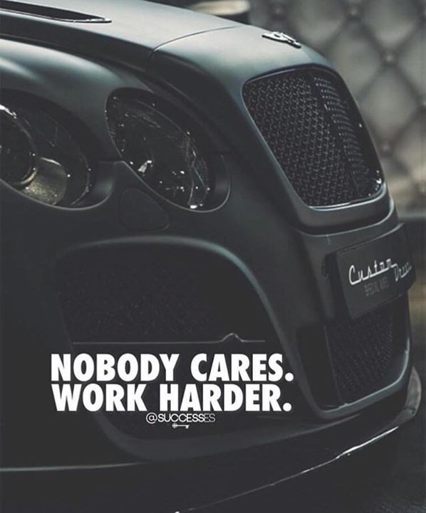 The Best Funny Quote Wallpapers For Free Download Positive Quotes Nobody Cares Work Harder Quotes