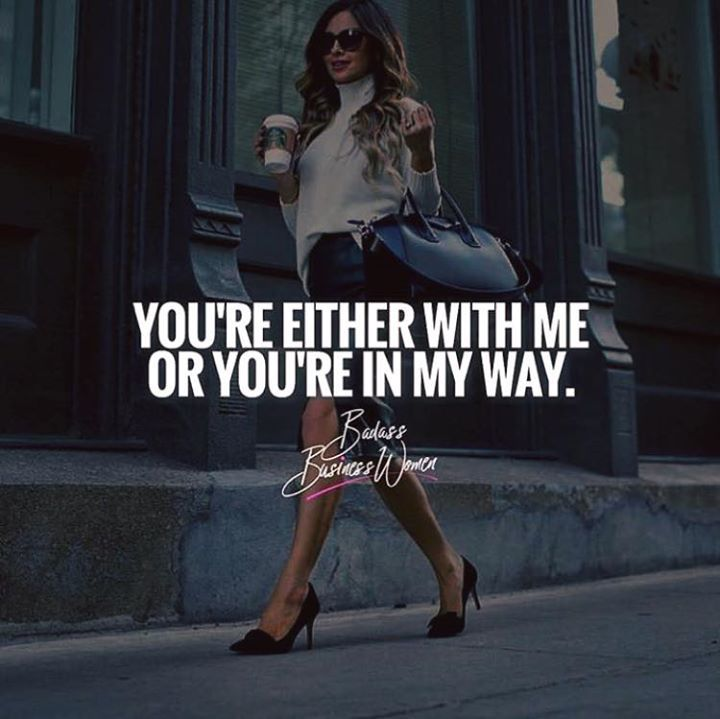 Daily Wallpaper Quote Positive Quotes You Re Either With Me Or You Re In My