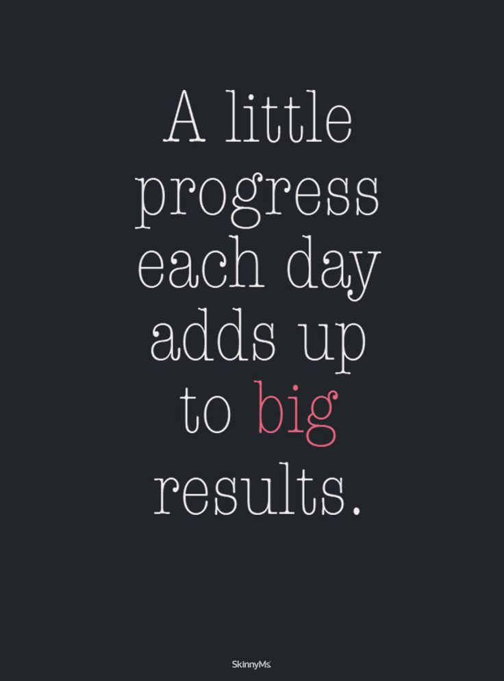 Fitness Quotes 8 Week Body Weight Makeover Program - A little