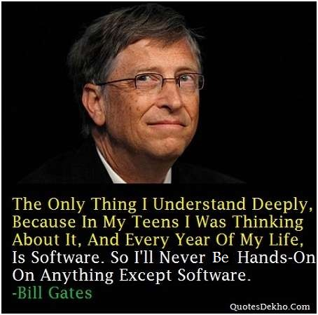 Bill Gates Quotes On Success Wallpaper Bill Gates Quotes On Business Ethics With Image