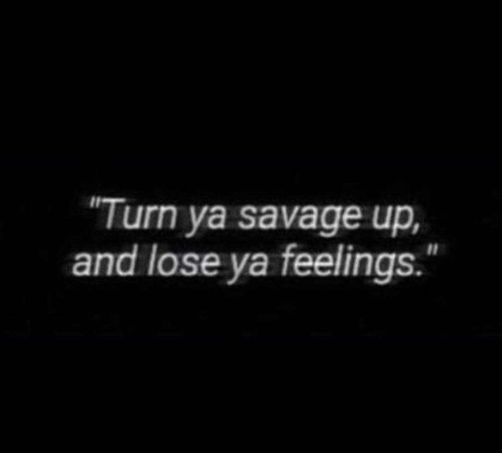 Idgaf Quotes Wallpaper Top 25 Savage Instagram Captions Quotes And Humor