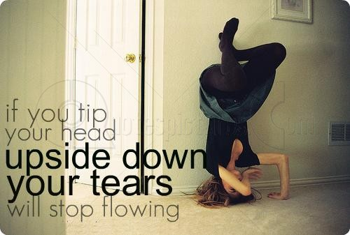 Cute Wallpapers With Bff Quote Tip Your Head Upside Down Quotespictures Com
