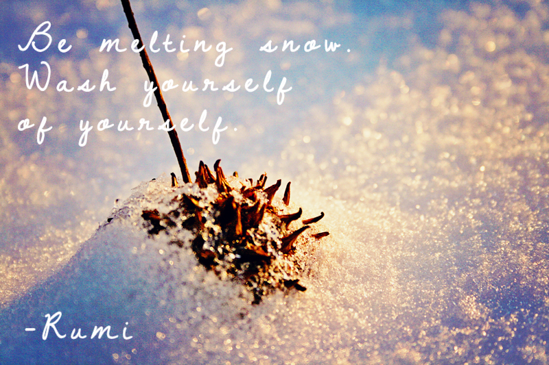 Christmas Wallpaper Snow Falling Melting Snow Quote Quotespictures Com
