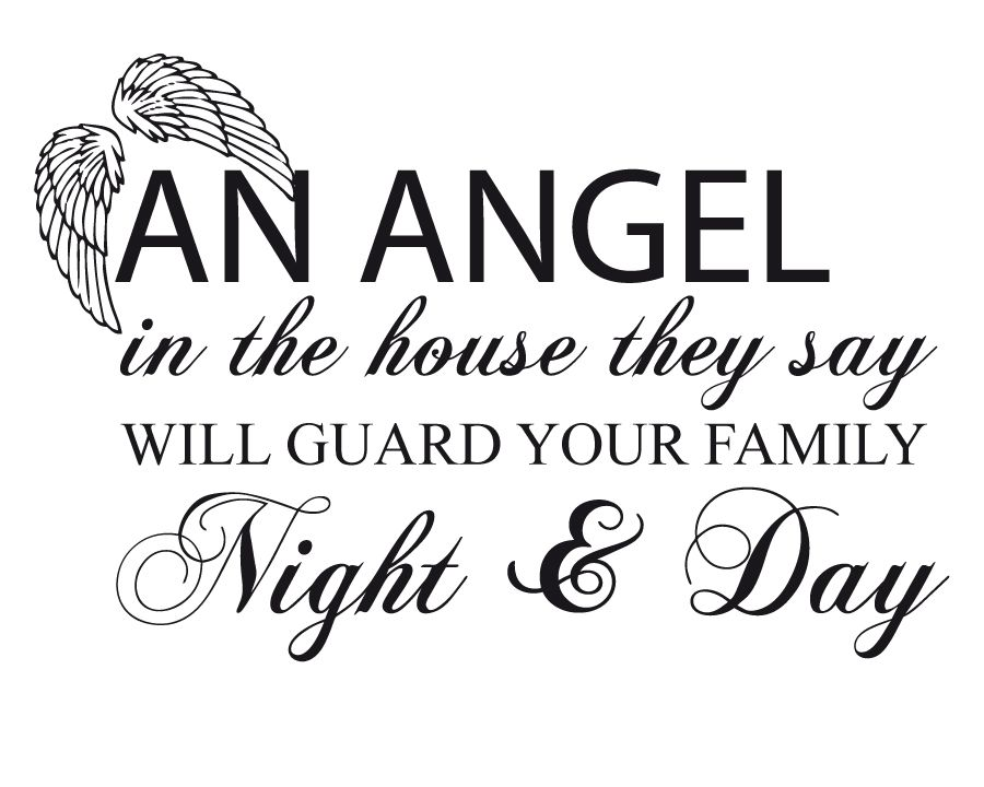 Cute Ways To Say I Love You Wallpaper An Angels In The House They Say Will Guard Your Family