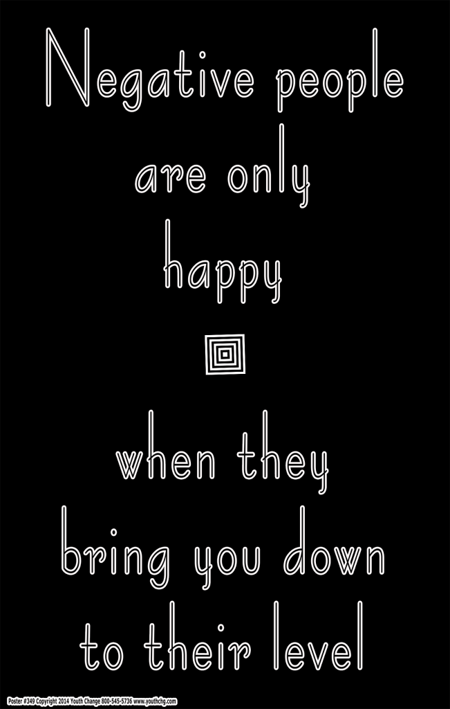 Self Motivation Quotes Wallpaper Negative People Are Only Happy When They Bring You Down To
