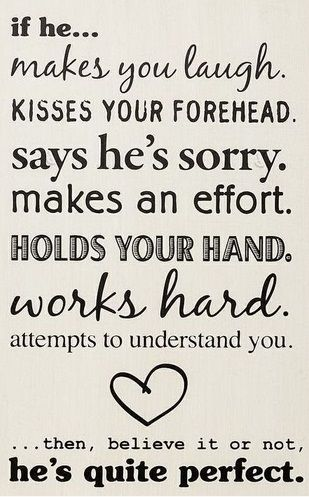 Best 25+ Perfect boyfriend quotes ideas on Pinterest Quotes to - thank you letter to my boyfriend