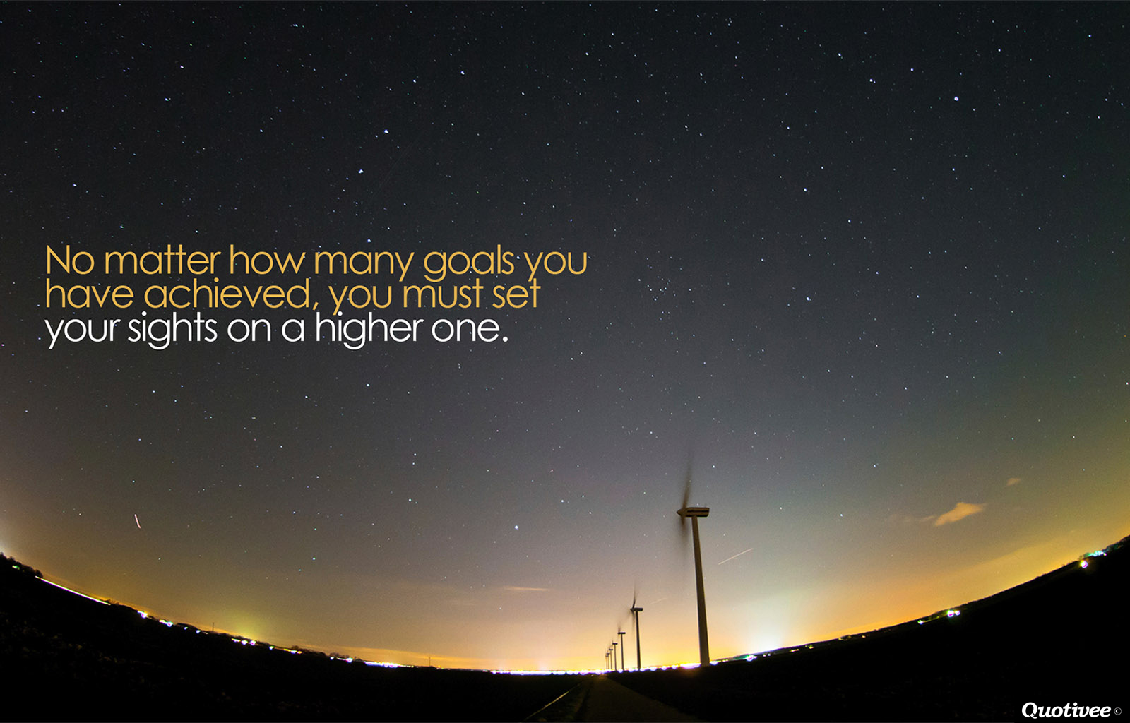 Passion Wallpaper Quote No Matter How Many Goals You Have Achieved Inspirational