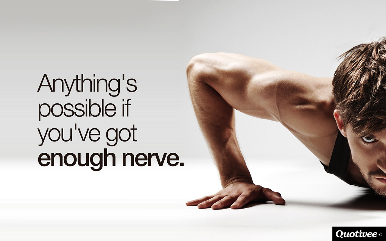 Harvey Specter Quotes Wallpaper Anything S Possible Inspirational Quotes Quotivee