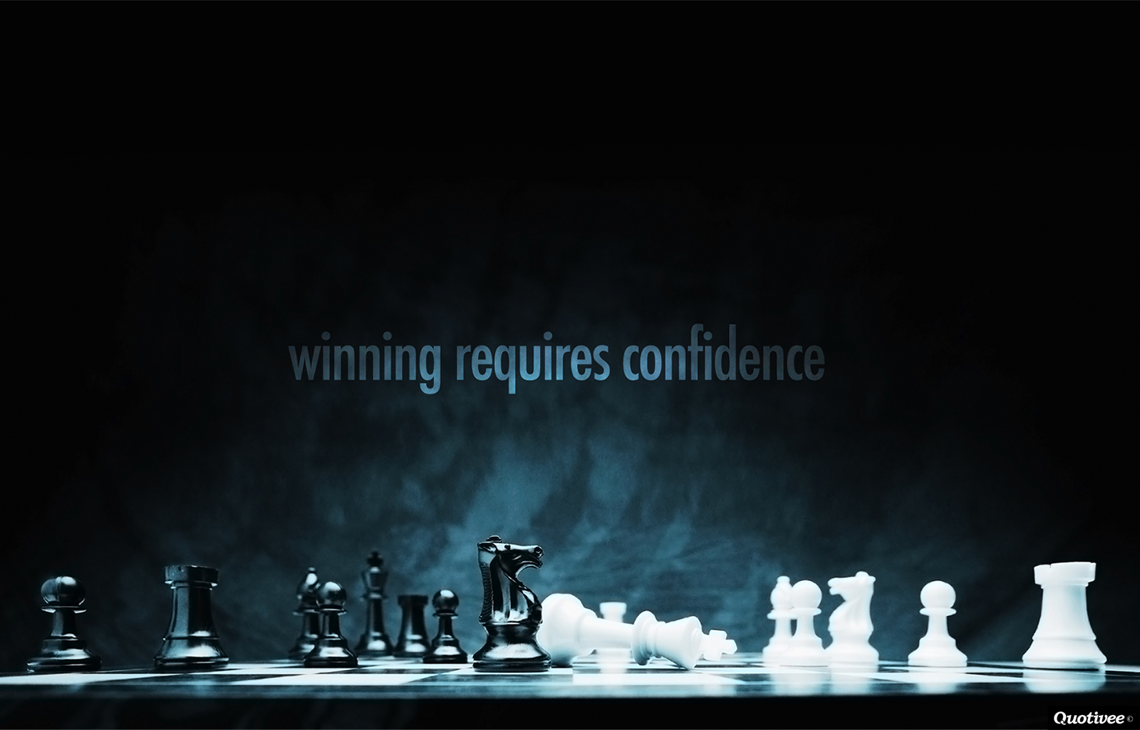 Suits Hd Wallpaper Quotes Winning Requires Confidence Motivational Quote Wallpaper
