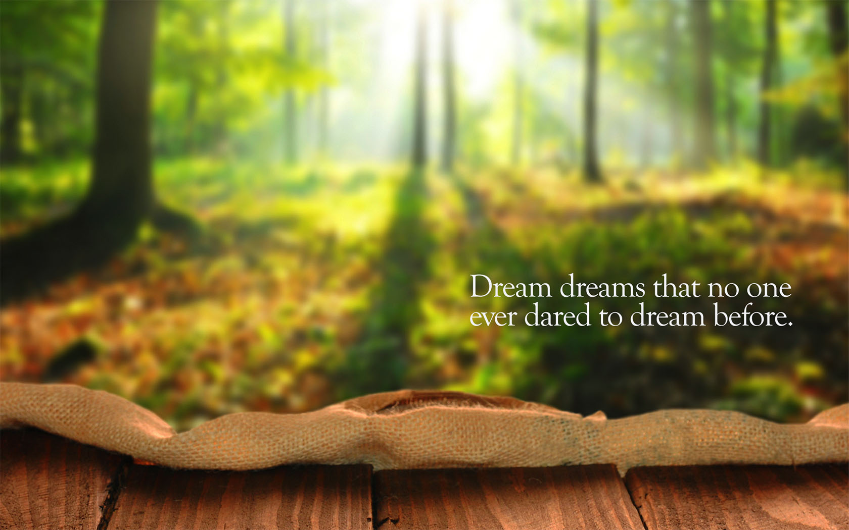 Life Hd Wallpapers With Quotes Dream Dreams Inspirational Quotes Quotivee