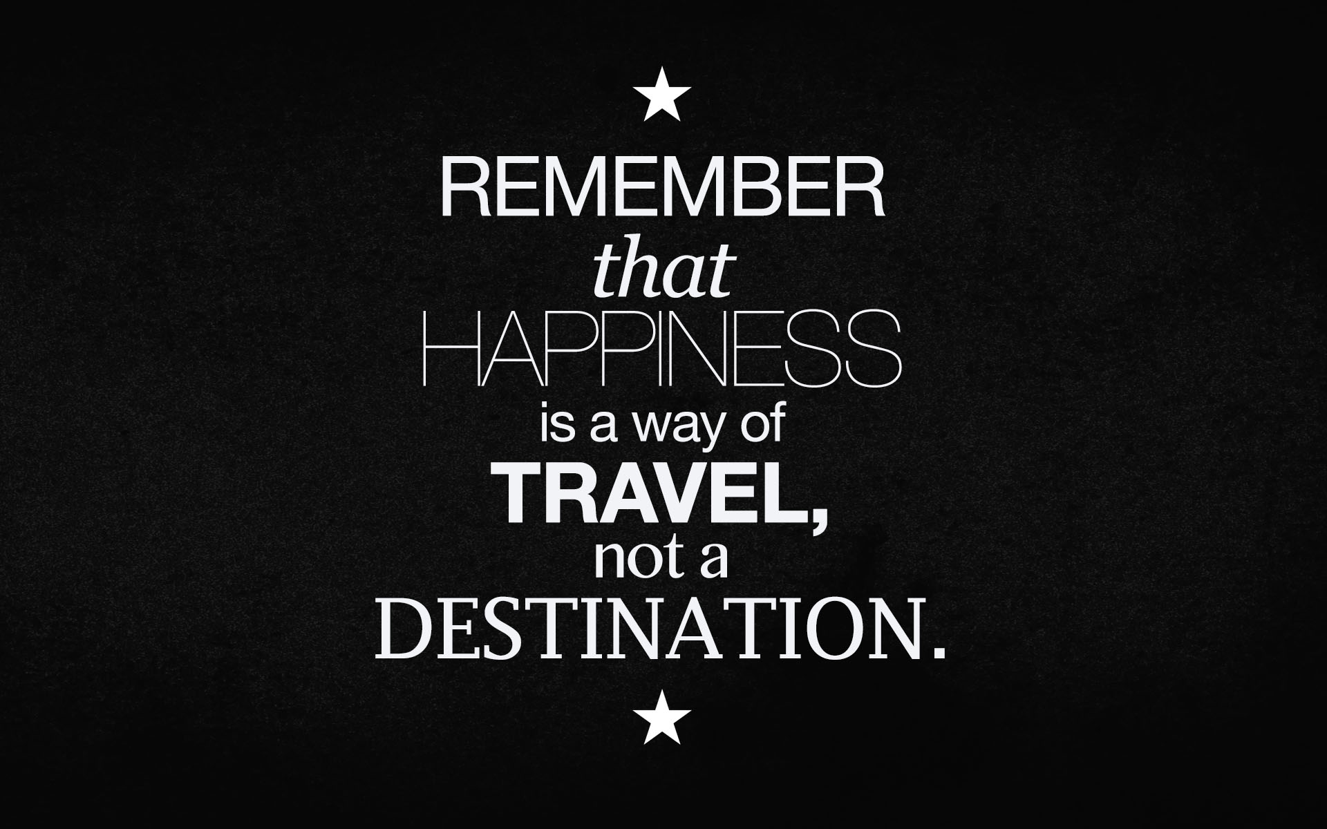 Motivational Quotes Wallpapers Iphone 6 Happiness Is A Way Of Travel Inspirational Quotes Quotivee
