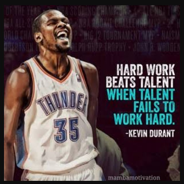 Inspirational Sports Quotes Wallpaper For Iphone Hard Work Beats Talent When Talent Fails To Work