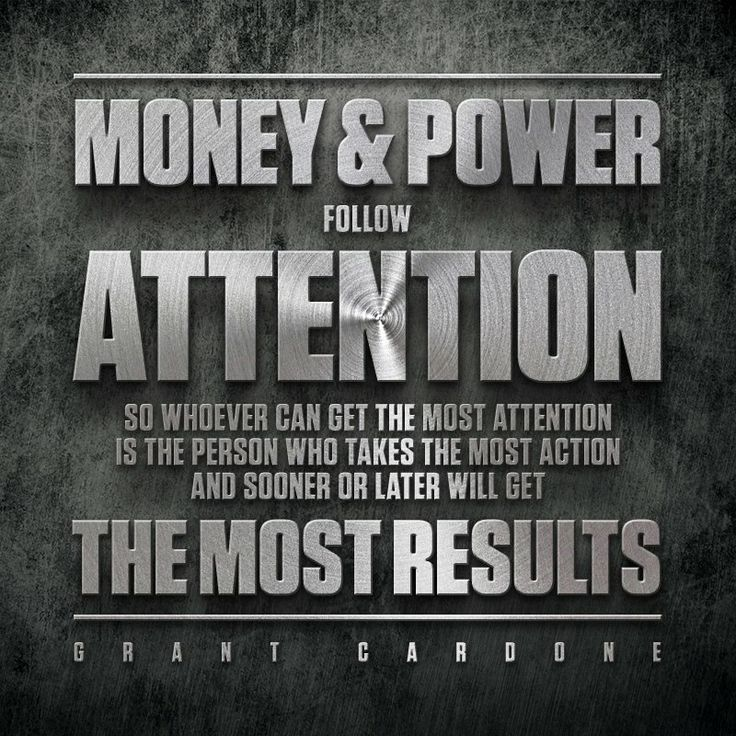 Hustle Quotes Wallpaper Money And Power Follow Attention So Whoever Can G