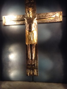 Crucifix from Vercelli cathedral