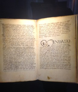 The Vercelli Book (facsimile)