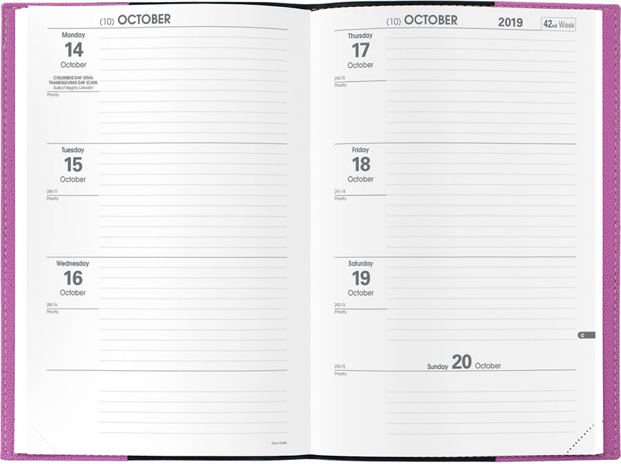 Search all Quo Vadis Planners Quo Vadis Journals  Agendas