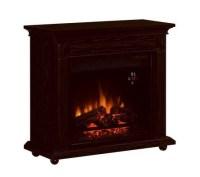Bennington Freestanding Vent Free Electric Fireplace ...